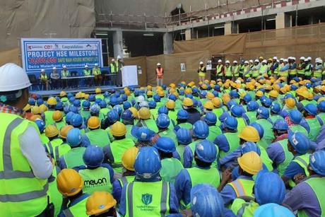Ithra Dubai's Deira Enrichment project notes 10 million safe hours