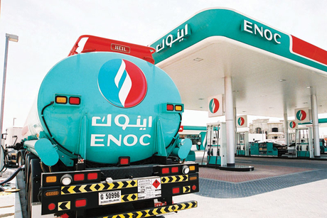 ENOC opens service stations in Lehbab and Al Qudra