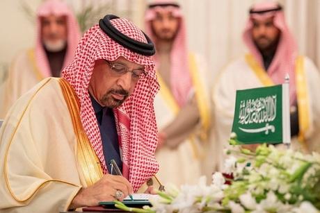 Saudi energy minister Al-Falih signs $18bn MoUs with Pakistan