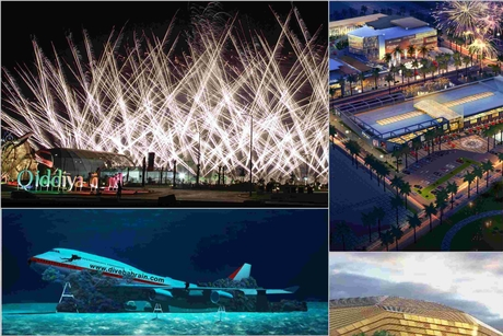 The GCC's top entertainment construction projects of 2019