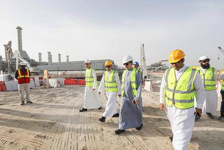 Acciona, Besix make progress on Dewa desalination plant in Dubai