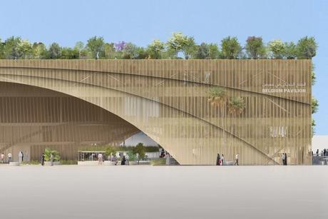 Expo 2020 Dubai's Besix-built Belgium Pavilion to 'snap up' visitors