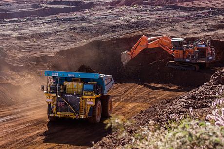Global mining giants pick autonomous trucks to cut costs