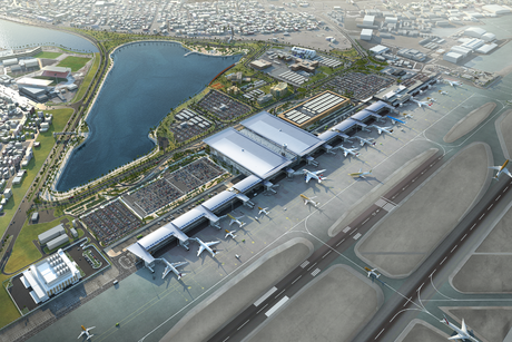 Bahrain airport revamp hits 80% as new terminal set for Q3 launch