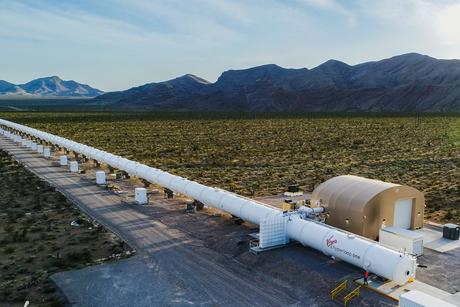 Virgin Hyperloop One eyes Saudi Arabia test track under KAEC deal