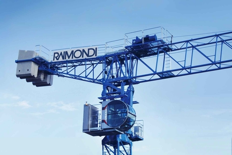 Raimondi to reveal luffing, flattop cranes at Bauma 2019 in Germany