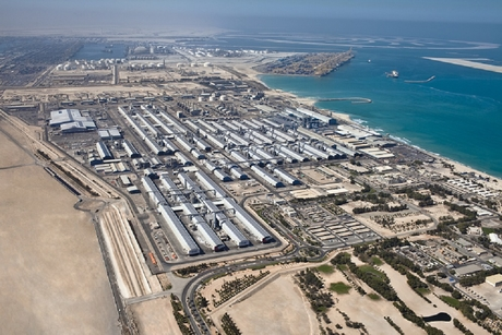 UAE aluminium giant EGA signs deal with shipping firm Maersk