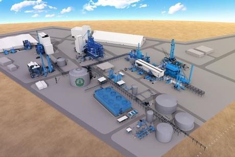Thyssenkrupp-Petrojet win EPC contract for Egypt fertiliser complex