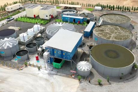 Bee'ah opens wastewater treatment plant in Al Saj'ah, Sharjah