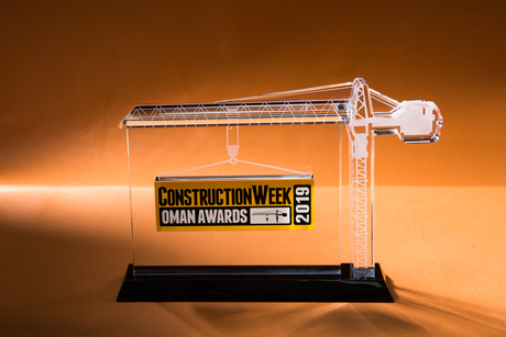 Construction Week reschedules Oman Awards to 24 June 2020
