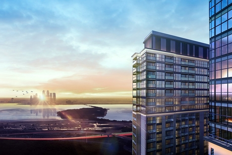 Sobha Hartland's 28-storey Creek Vistas Tower B launched in Dubai
