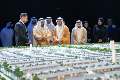 Shurooq, Dubai's Diamond to build $544m Sharjah Sustainable City