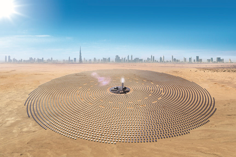 US's Dow wins contract for 950 MW Phase 4 of Dubai's MBR Solar Park