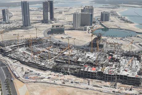 Construction starts on $1.2bn Reem Mall's Snow Park in Abu Dhabi