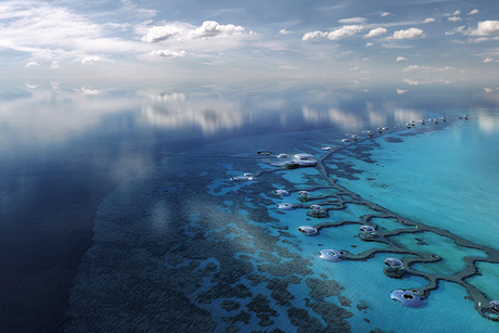 Saudia inks MoU with developer of 28,000km2 The Red Sea Project