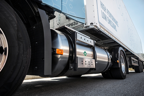 Global truck manufacturers turn to hydrogen fuel in clean energy push