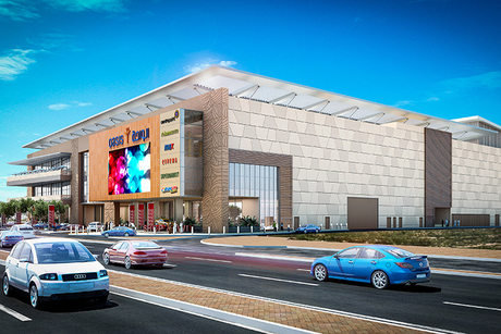 Landmark Group says Oasis Mall in Sharjah to open this month