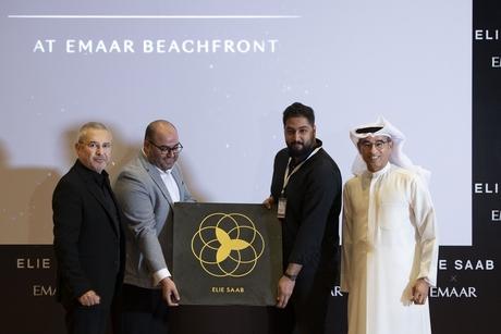 In pictures: Elie Saab to design Dubai's Emaar Beachfront