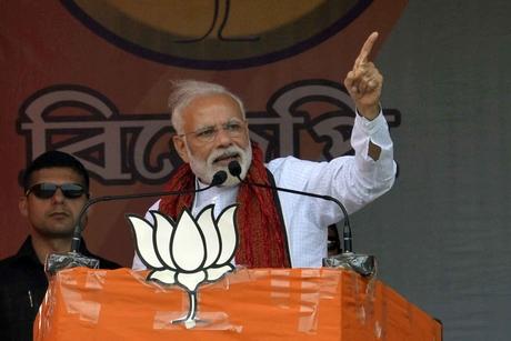 PM Narendra Modi-led BJP commits $1.4tn to infra in 2019 manifesto