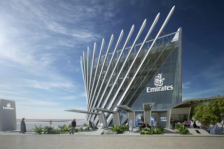 Inside Emirates Airline's future-focused Expo 2020 Dubai pavilion