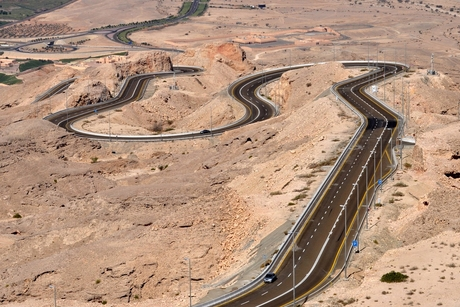 UAE to build road network made from recycled rubber, asphalt