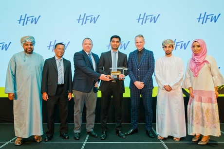CW Oman Awards 2019: KEO races to Consultancy of the Year win