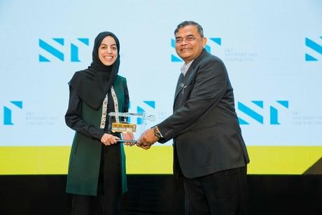 CW Oman Awards 2019: Mariam Mann Al Taie named Rising Star