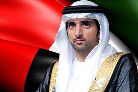 Watch: Crown Prince's Ramadan greetings light up Dubai icons