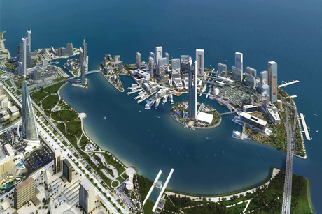 Insurance firm Axa's office in $2.5bn Bahrain Bay set for 2019 launch