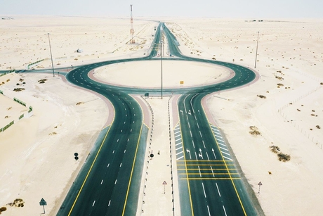 Musanada completes revamp of 88km Abu Dhabi road for $12.8m