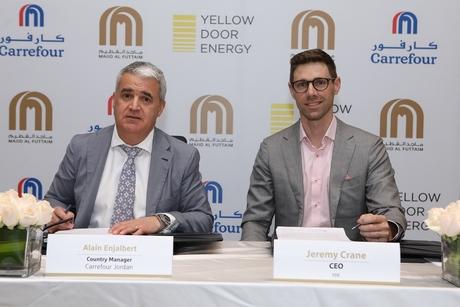 Majid Al Futtaim's Carrefour Jordan stores to be solar-powered by 2020