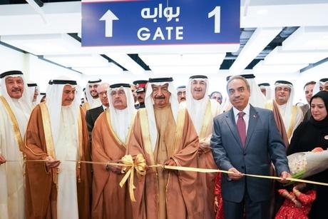 Bahrain's Prime Minister opens revamped Muharraq Central Market