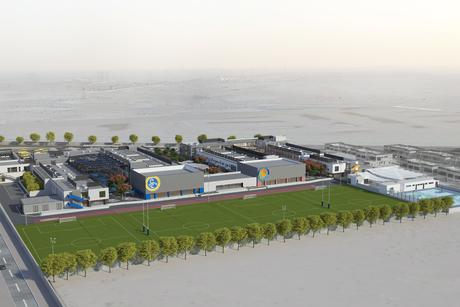Gaj reveals design of Saudi's ISG school campus in Khobar