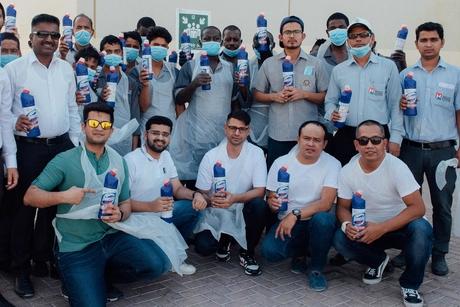 UK firm cleans 150+ worker homes' bathrooms for Ramadan 2019 CSR