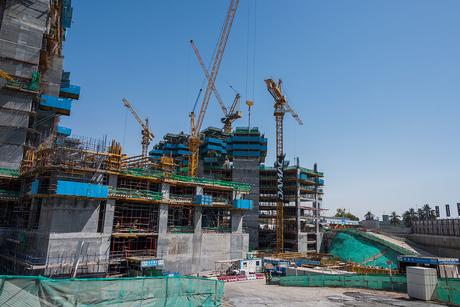 How CSCEC ME is using tech to build Damac's Aykon City in Dubai