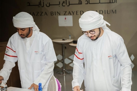 FM firm ServeU supports Emirates Foundation's Takatof Programme