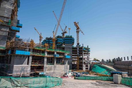 Dubai's Damac records 4.4 million safe man-hours at Aykon City site