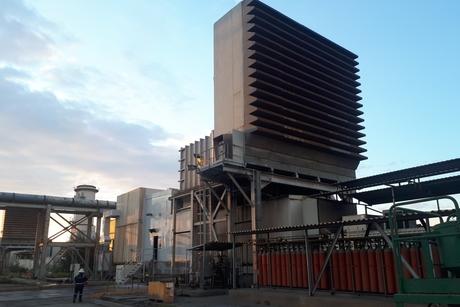 GE installs 125 MW gas turbine at Iraq's Al Qudus plant