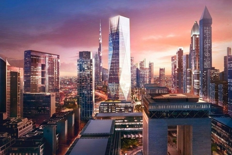 VIDEO: BSBG shows progress of Dubai's ICD Brookfield Place