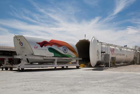 Hyperloop One eyes end-2019 to start building India's Mumbai-Pune route