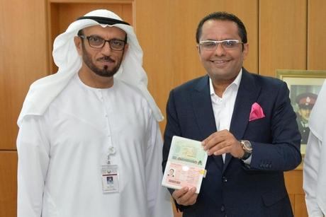 Danube's Rizwan Sajan among first to receive 10-year UAE visa