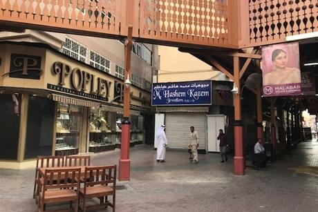 VIDEO: Dubai Municipality restores Deira's traditional markets