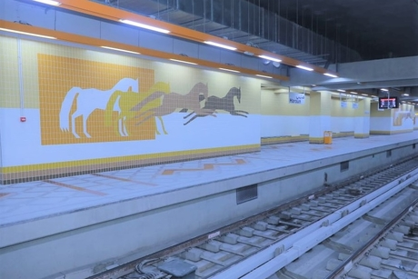 Three Cairo Metro stations opened ahead of Afcon 2019 football games