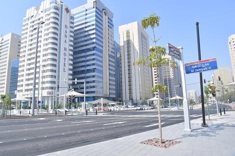 $7.8m Al Zahiyah Development completed in Abu Dhabi