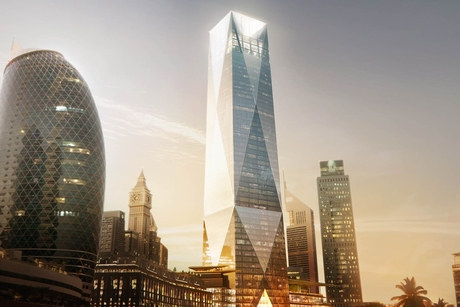 BSBG reveals construction update of Dubai's ICD Brookfield Place tower
