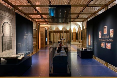 Acciona's museographic unit reveals work on Qasr Al Watn in Abu Dhabi