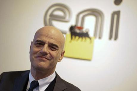 Eni's Claudio Descalzi due at World Energy Congress 2019 in Abu Dhabi