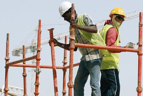Interscaff Arabia: Construction growth lifts formwork, scaffolding