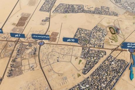 Sheikh Mohammed approves $544m Dubai-Al Ain Road project