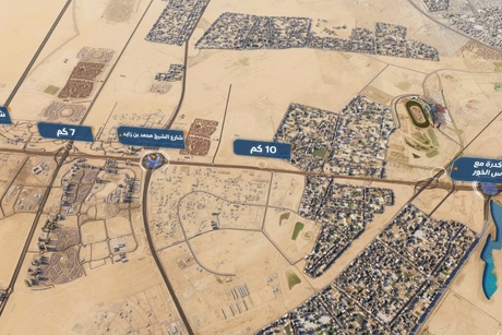 Sheikh Mohammed approves $544m Dubai-Al Ain Road project